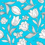 Summer pattern_4 vector illustration