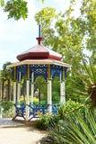 Summer pavilion in Nikitsky Botanical Garden Stock Image