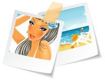 Summer photo Royalty Free Stock Photos