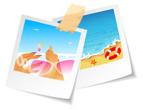 Summer photo Royalty Free Stock Image