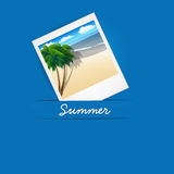 Summer Photo Royalty Free Stock Images