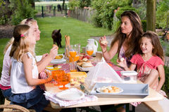 Summer picnic Royalty Free Stock Photos