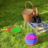 Summer Picnic Royalty Free Stock Photography