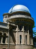 24 Inch Dome. This is a Summer picture of the 24 Inch Dome at Yerkes Observatory located in Williams Bay, Wisconsin in Walworth County. This is a smallest dome royalty free stock image