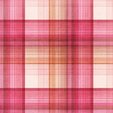 Summer pink candy plaid Royalty Free Stock Images