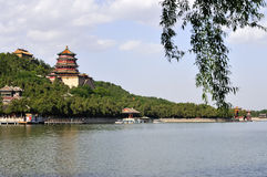 The Summer Place in Beijing Royalty Free Stock Photography