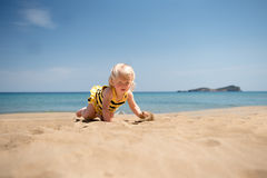 Summer playtime Royalty Free Stock Photography