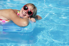 Summer Pool Stock Image
