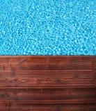 Summer pool Royalty Free Stock Photo