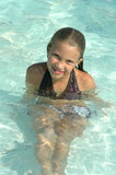 Summer Pool Fun Stock Photos