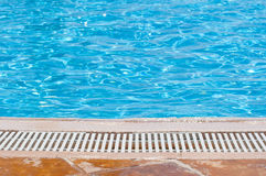 Summer pool Stock Photography