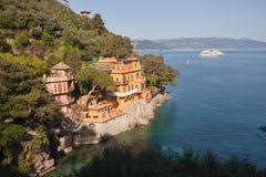 Summer in Portofino Royalty Free Stock Photography