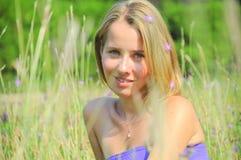 Summer portrait Royalty Free Stock Image