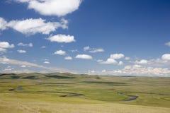 Summer Prairies Stock Images