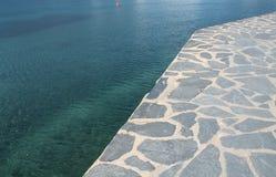 Summer promenade Stock Photography