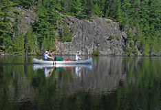 Summer in the Quetico Royalty Free Stock Photography