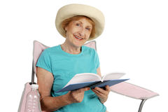 Summer Reading Royalty Free Stock Image