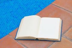Summer reading Stock Image