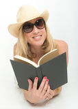 Summer reads Royalty Free Stock Images