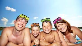 Summer recreation Stock Photos