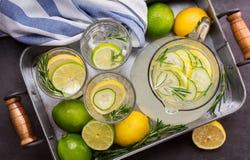Summer refreshing beverage Stock Photography