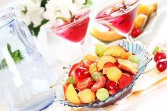 Summer refreshment Royalty Free Stock Photo