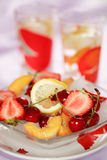 Summer refreshment Royalty Free Stock Photography