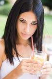 Summer refreshment. Stock Image