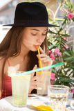 Summer refreshments. Stock Photography