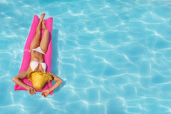 Summer relax Stock Photos