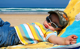 Summer relax Stock Photo