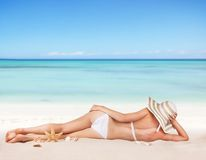 Summer relax Royalty Free Stock Photos