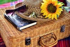 Summer relax still life Stock Photo