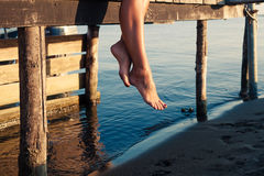 Summer relax Royalty Free Stock Image