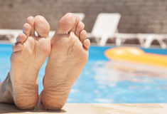 Summer relaxation Stock Photography