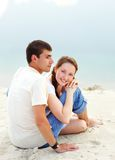 Summer relaxation Stock Image