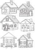 Summer residence Stock Image