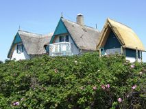 Summer residence Stock Photo