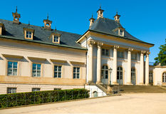Summer residence of the Saxon royal family. Stock Photo