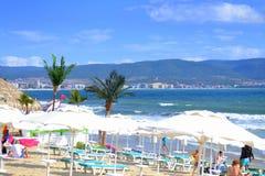 Summer resort Stock Images
