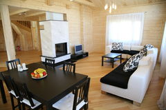 Summer-resort interior2 Stock Photo
