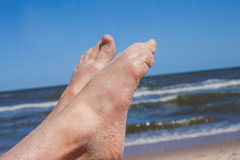 Summer rest Royalty Free Stock Photos