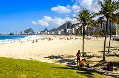 Summer in Rio de Janeiro . Stock Photos