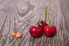 Summer ripe delicious berries. Healthy food stock images