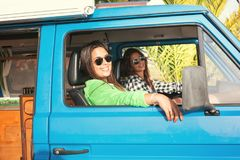 Summer Road-Trip Stock Photo