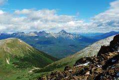 summer rocky mountains Stock Photos
