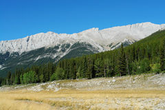 Summer rocky mountains Stock Photo