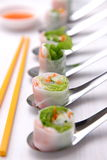 Summer rolls Royalty Free Stock Photography