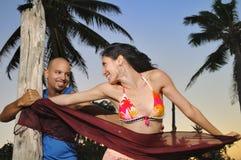 Summer romance Royalty Free Stock Photography
