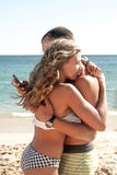 Summer romance Royalty Free Stock Photos